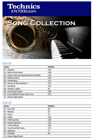 SONG COLLECTION LIST WITH TEMPOS.png