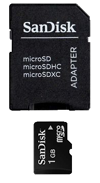 Technics KN7000 Sandisk 1Gb SD Card Adapter.png