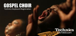 Registration: Amazing Gospel Choir!