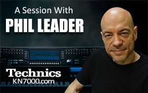 A Session With: Phil Leader