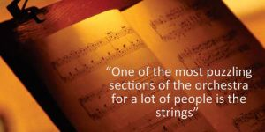 Orchestrate: Strings by Phil Leader