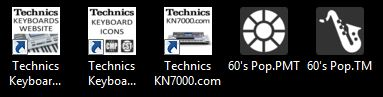 Technics Keyboard Desktop Icons.JPG