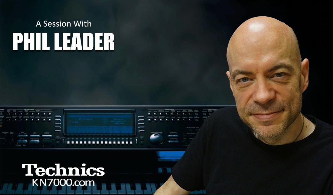 Phil Leader Interview TechnicsKN7000.com