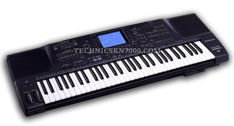 Technics KN7000 :: Technics KN2000
