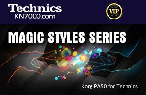 Technics KN7000 :: VIP Membership